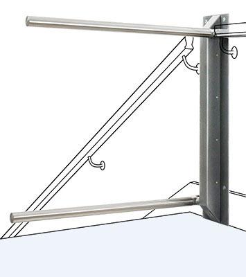 Barrera de seguridad para escaleras productos - Barreras de seguridad para escaleras ...